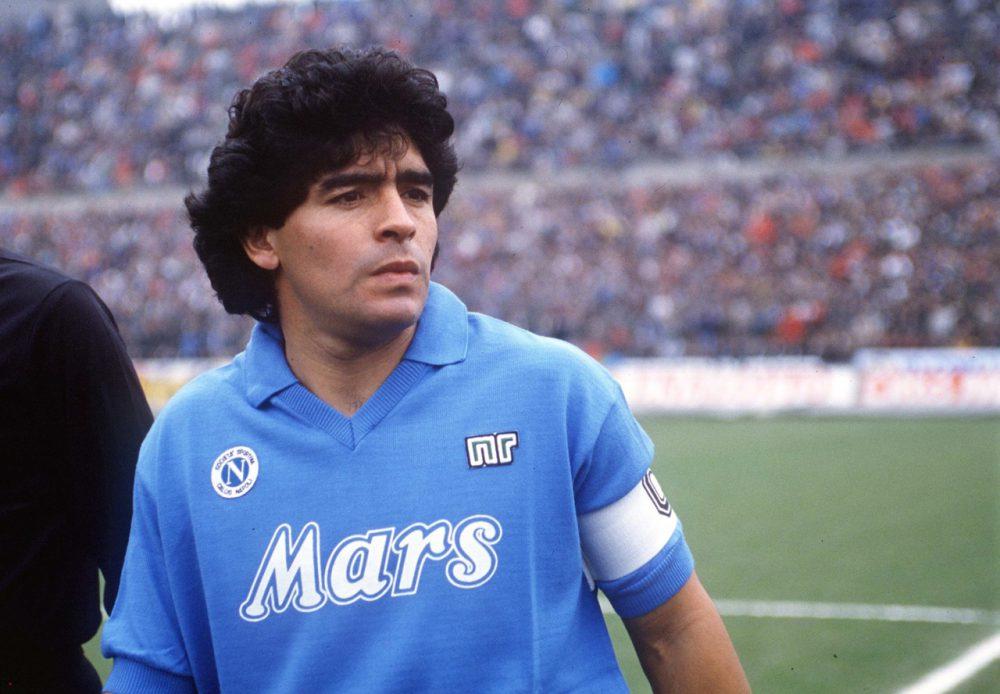 Diego Armando Maradona: storia del Pibe de Oro
