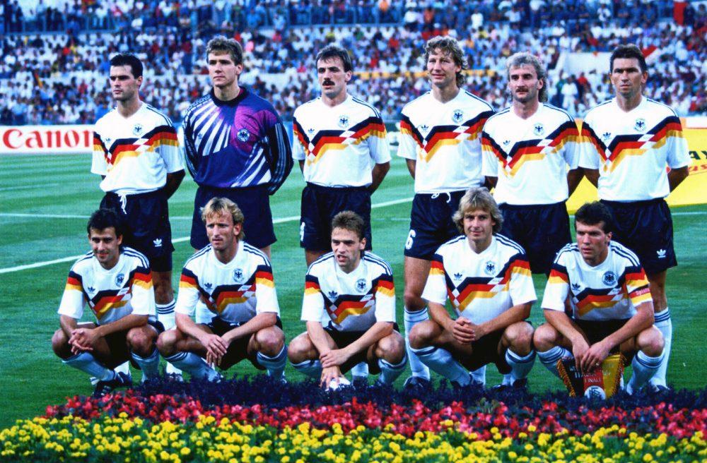 germania campione italia '90