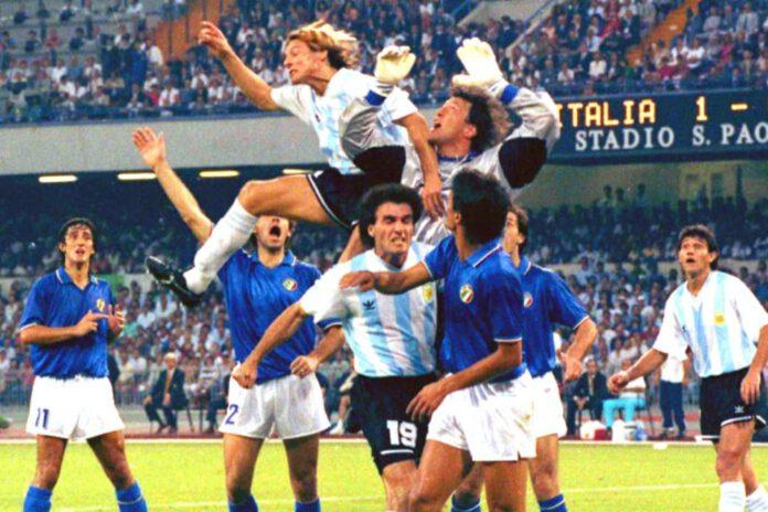 italia-argentina 1990