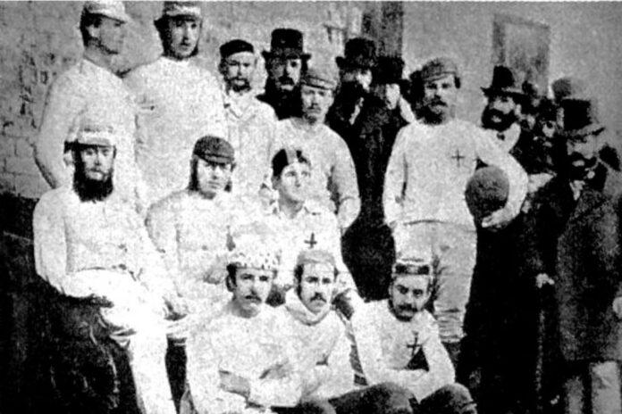 prima squadra di calcio al mondo