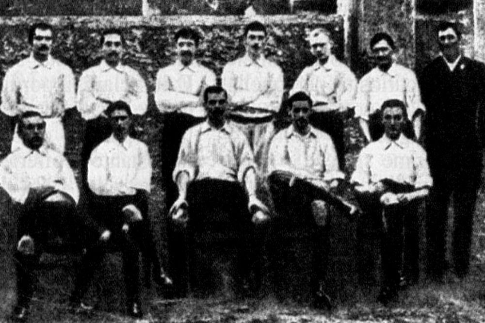 Il primo campionato di Serie A della storia