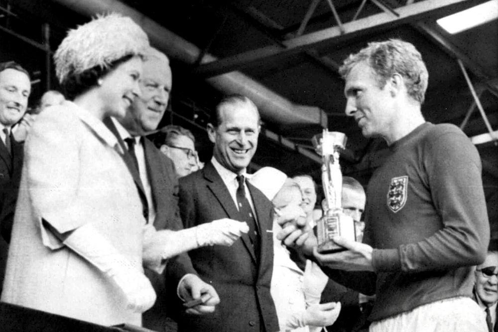 inghilterra campione del mondo 1966