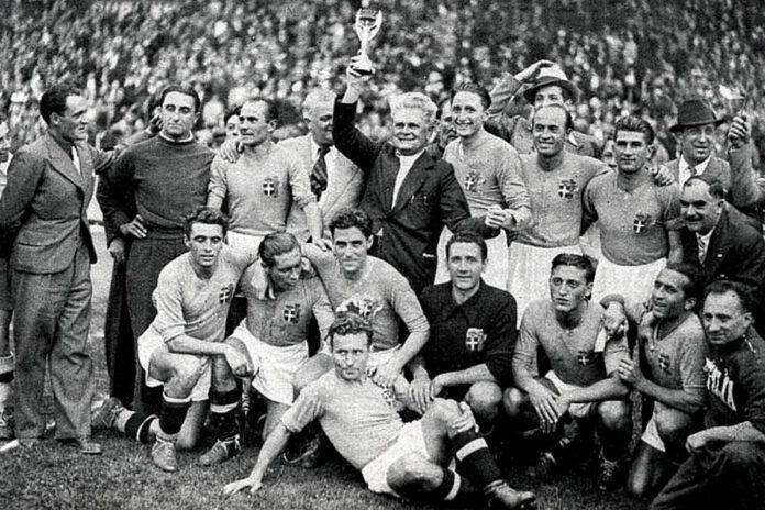 mondiale 1938 italia