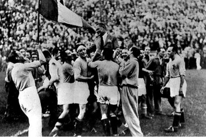 primo mondiale vinto dall'italia 1934
