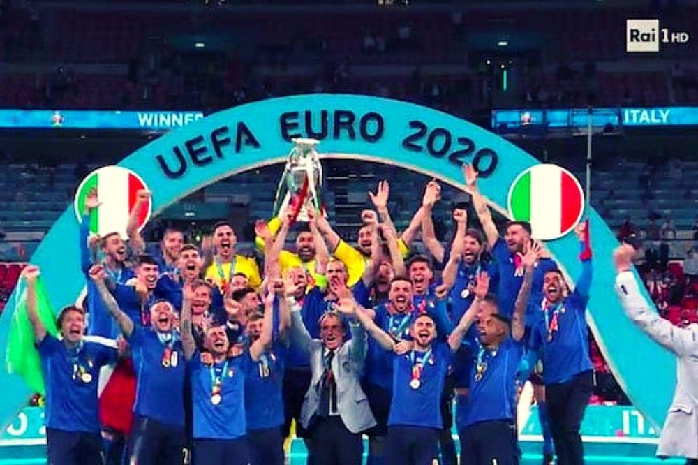 italia europei 2020 foto